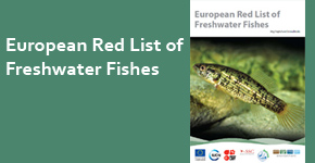 European Red List of Freshwater Fishes